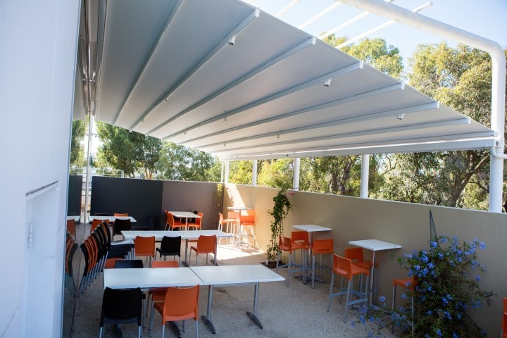 Retractable Outdoor Sun Shade Solutions In Brisbane Perth